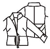 Выкройка куртки