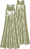 Бесплатные выкройки платьев для полных: платье макси