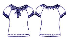 Скачать выкройки на летнее платье