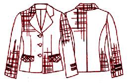 размера выкройка 50 меховой куртки