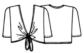 выкройка платье летнее с юбкой полусолнце