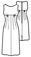 Выкройки платьев отрезных под грудью , Бесплатное хранилище фотографий