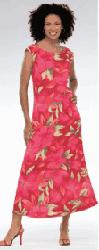 Выкройка летнего платья на бретельках в пяти вариантах