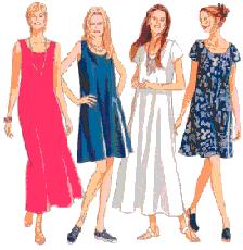 Выкройки платьев из трикотажа выкройки своими руками