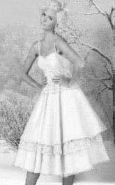 выкройка пышного платья